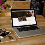 pagina web para wedding planner salacadula, diseño de web en pamplona