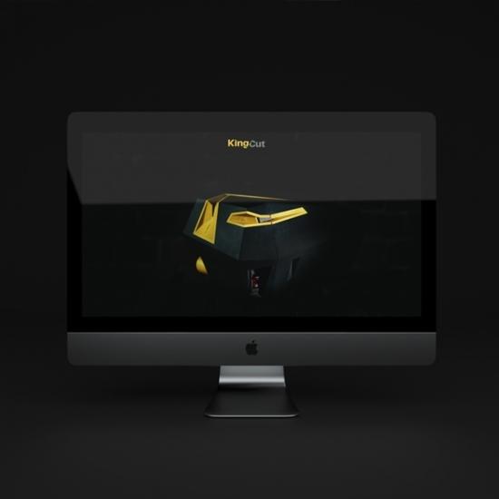 Diseño web KingCut